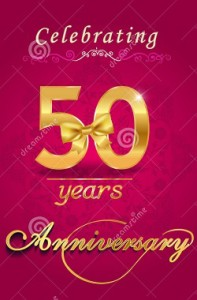 50 years of happiness