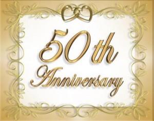 50th anniversary italy